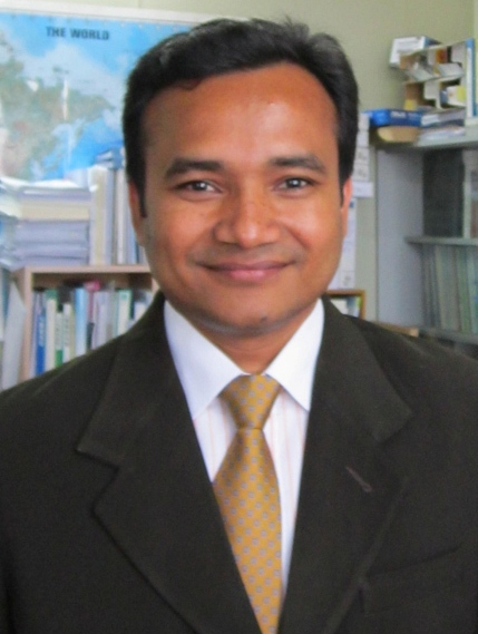 Prof. Dr. Nasar Uddin Ahmed Image